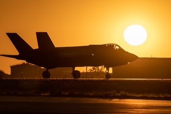 Receipt to Congress — Air Force readiness on the rise