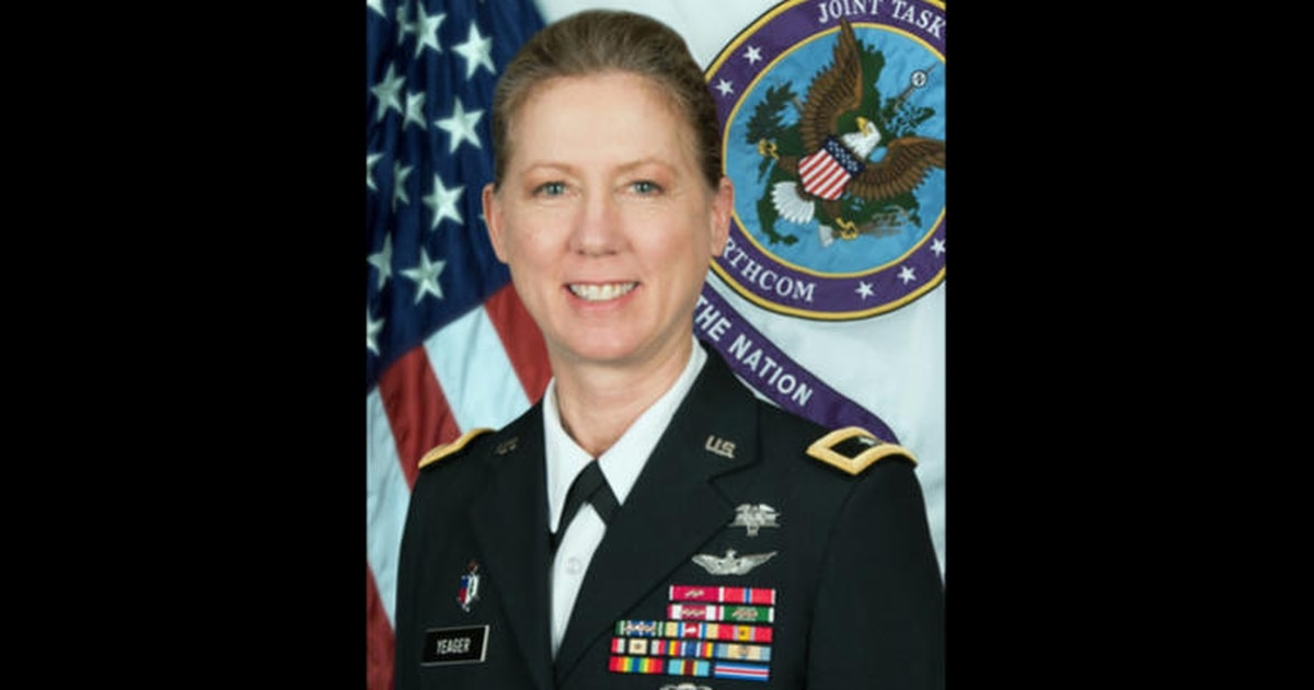 Army announces first woman to lead an infantry division