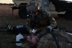 Air Force special ops medics to test freeze-dried plasma on the battlefield
