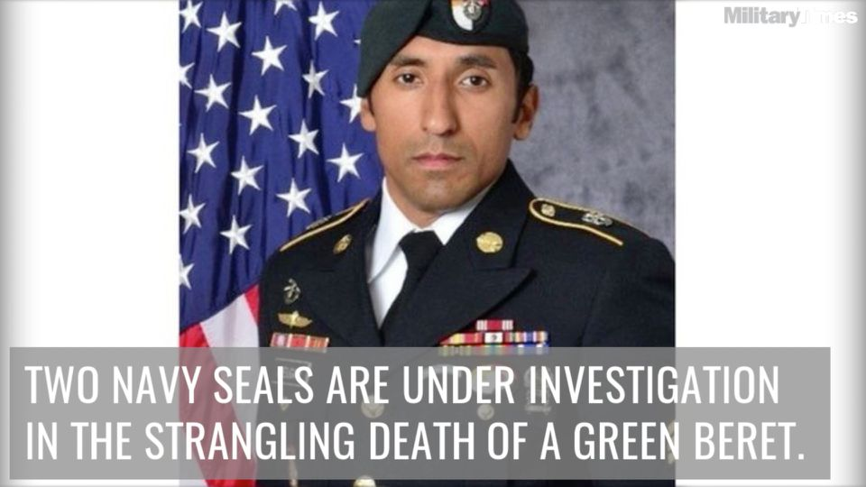 Image result for Navy SEAL, Marine Raider hazing that killed Army Green Beret left an irreparable hole in the lives of family, friends