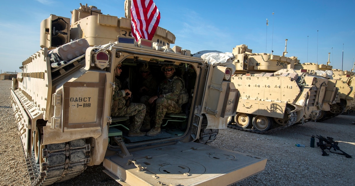 ISIS expected to revamp operations in Syria, grow ability to target the West says Pentagon watchdog