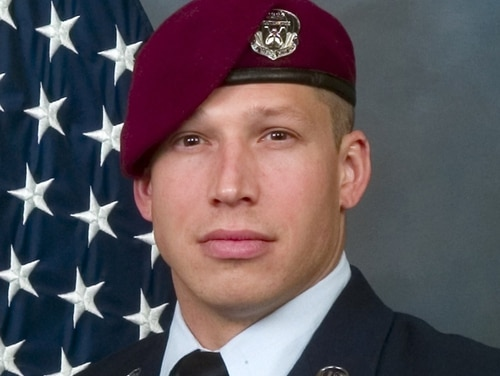 Tech. Sgt. Peter Kraines, a special tactics pararescueman with the 24th Special Operations Wing, died Tuesday from injuries sustained during a training exercise in Boise, Idaho.