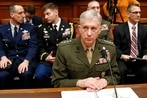 AFRICOM 4-star faces questions on US troops killed in Niger ambush
