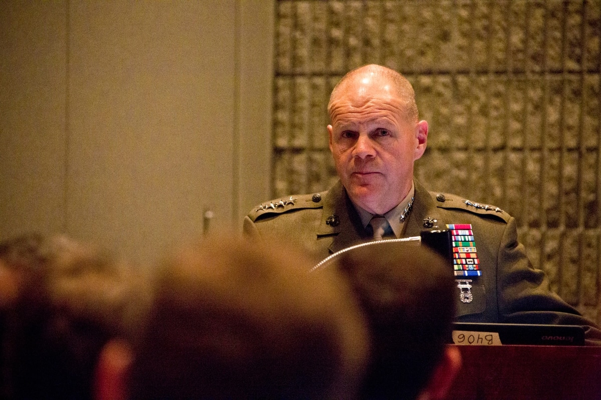 Top Marine: Nude photo-sharing scandal shows 'We've got to change'