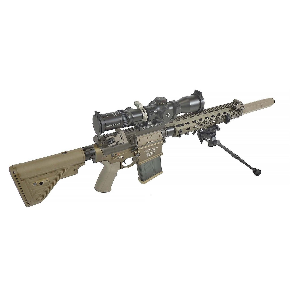 HK Confirms This Is The Armys New And Improved Sniper Rifle