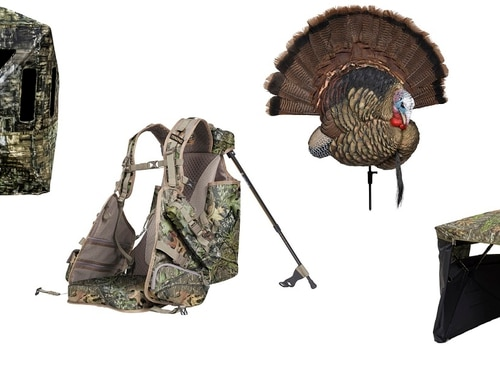 From blinds to decoys to boots, find out what you'll need for your next hunt. (Manufacturer photos)