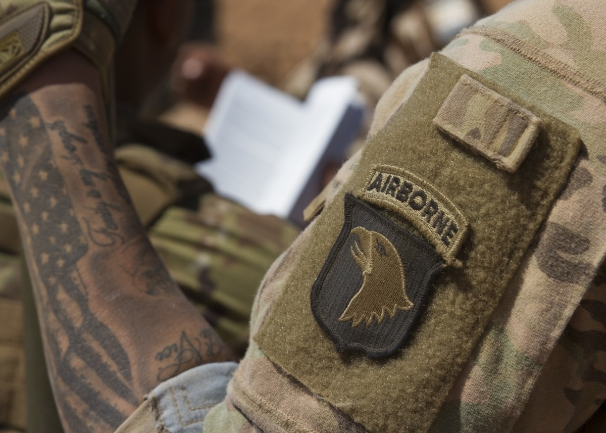 f85bea5a4e5f0 Soldiers from 101st Airborne set to deploy to Ukraine