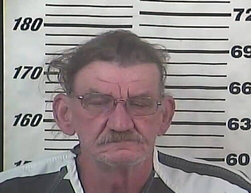 This Wednesday, Aug. 5, 2015 photo released by the Perry County Sheriff's Department shows Alfred Baria. Authorities took Baria into custody after soldiers participating in a training exercise heard noises they believed were gunshots around the fringes of Camp Shelby. (Perry County Sheriff's Department via AP)