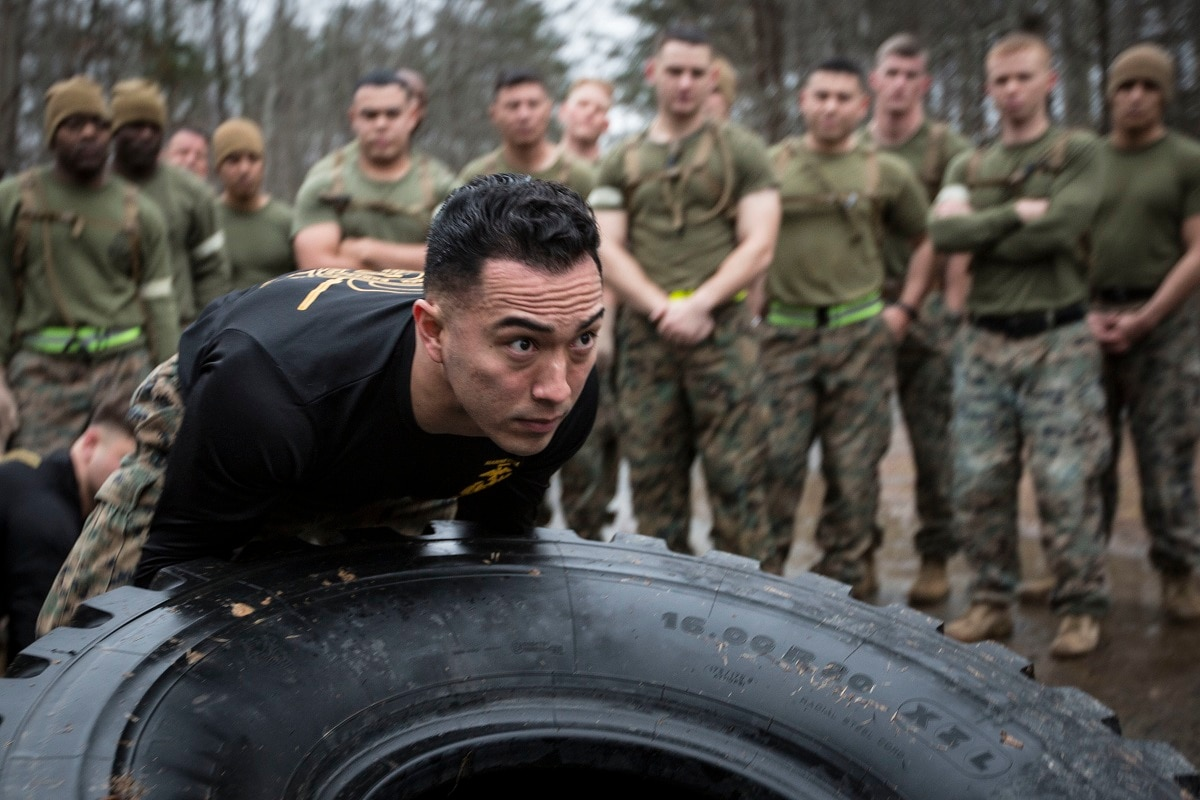 Congress could give fitness waivers to more troops as it targets