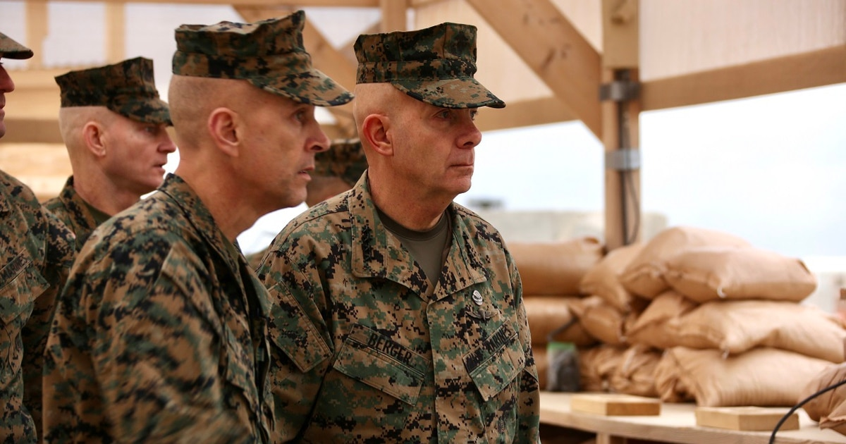 Top Marine says 'immediate execution' items include more gender integration, smarter grunts and changes to parental leave for adoptive, same-sex parents