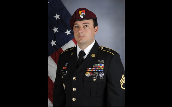 Staff Sgt. Alexander Conrad, 26, was killed June 8, 2018, in an enemy attack in Jubaland, Somalia. Conrad was assigned to 1st Battalion, 3rd Special Forces Group. (Army)