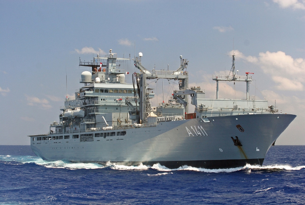 Canada To Lease Commercial Vessel To Refuel Navy Ships