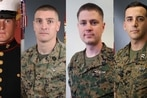 Marines identify 4 killed in CH-53E crash