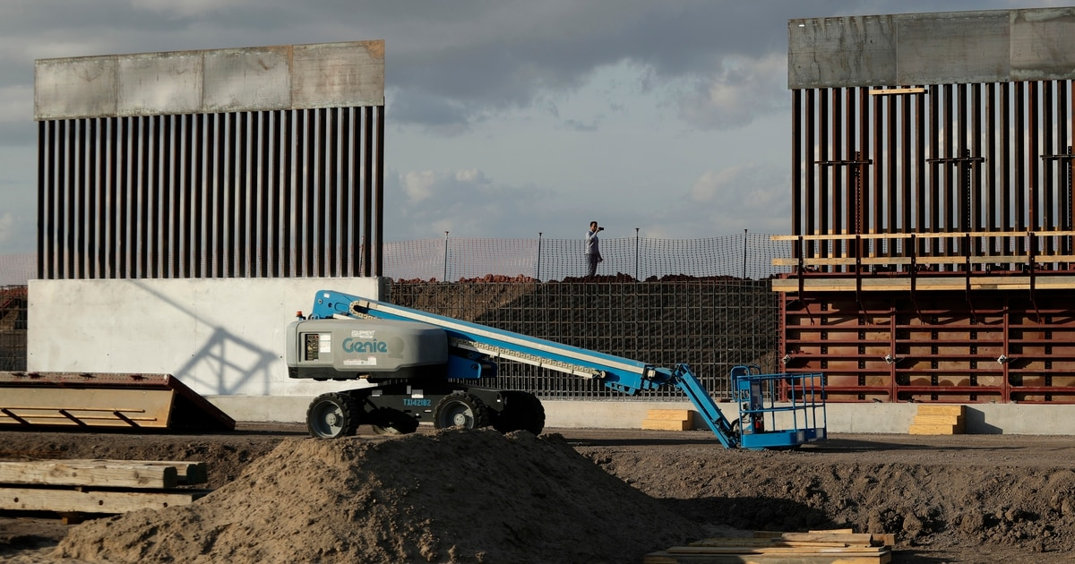 SCOTUS to rule on use of Pentagon funds for border wall, but money already spent