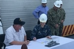 US Navy receives 12th littoral combat ship, the Manchester