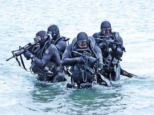 Navy SEALS PBS image