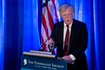 Bolton: US troops staying in Syria until Iran leaves