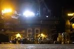 Carrier accident in California kills sailor