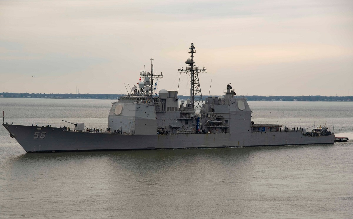 Once again, the US Navy looks to scrap its largest combatants to