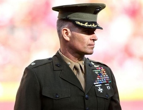 Retired Marine and former MARSOC task force commander Fred Galvin has been in a nine-year battle with the Pentagon's Freedom of Information Act offices. (Fred Galvin)