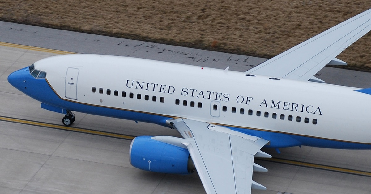 Man arrested for tresspass at home of Air Force One