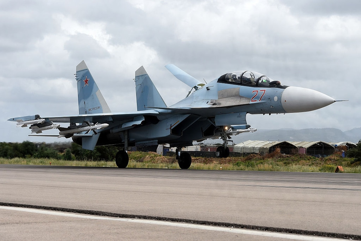 Russian Federation to Barter Palm Oil, Coffee for Sukhoi Su-35 Jets