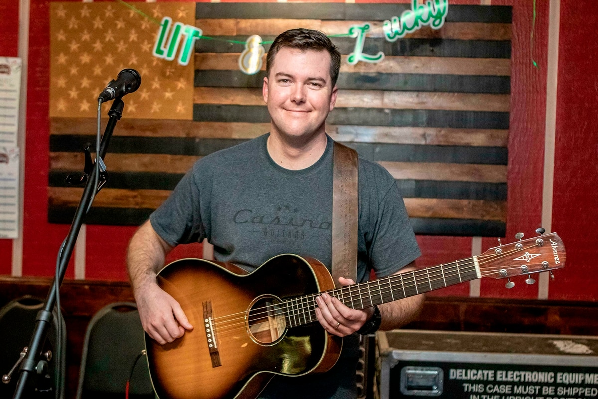 Fort Bragg soldier balances music passion with Army career