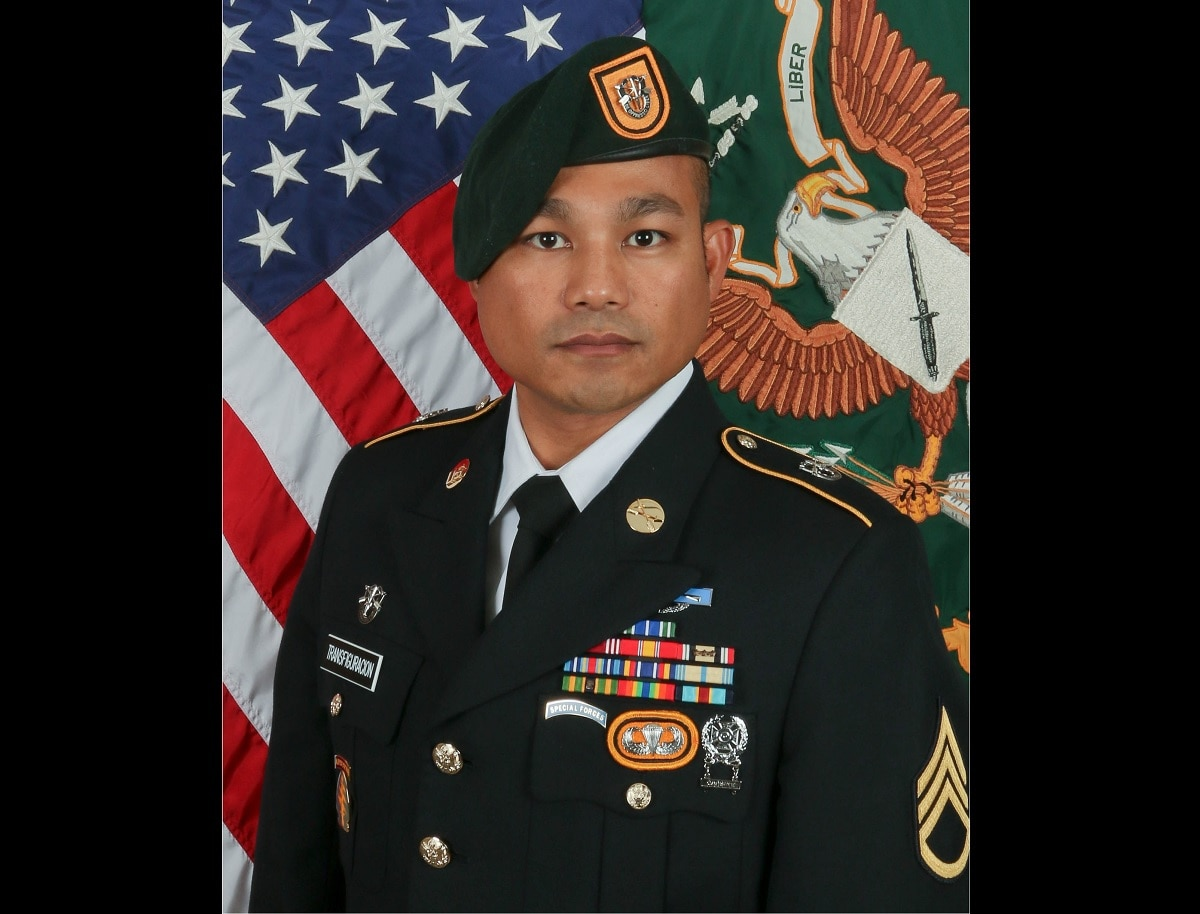 Special forces soldier dies after being wounded in in Afghanistan