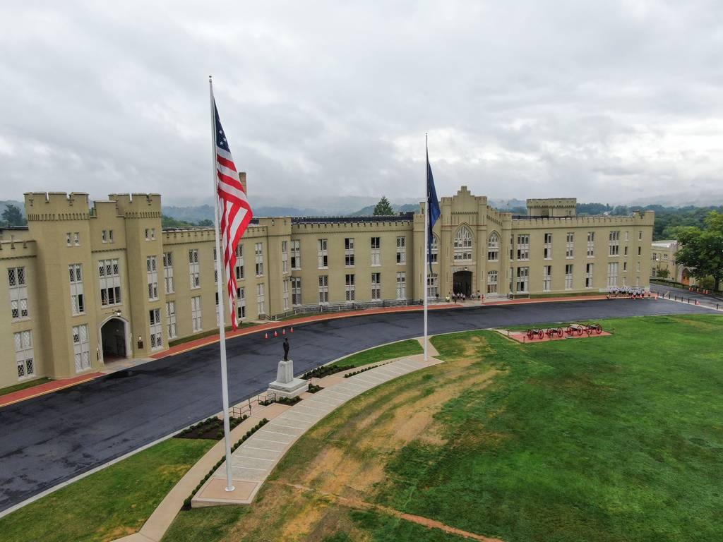Monuments rise and fall at West Point and VMI amid racial reckoning