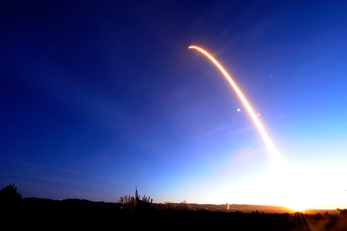 SpaceX wants to land rockets at Vandenberg AFB