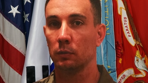 Sgt. Eric Schenck was killed in a traffic accident in South Korea. (Army)