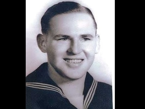 Navy Fireman 1st Class Rex E. Wise, 21, of South Haven, Kan., killed during World War II, was accounted for on Oct. 17, 2019. (Defense POW/MIA Accounting Agency)