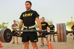 So far, the Army is not considering alternate events for its new fitness test