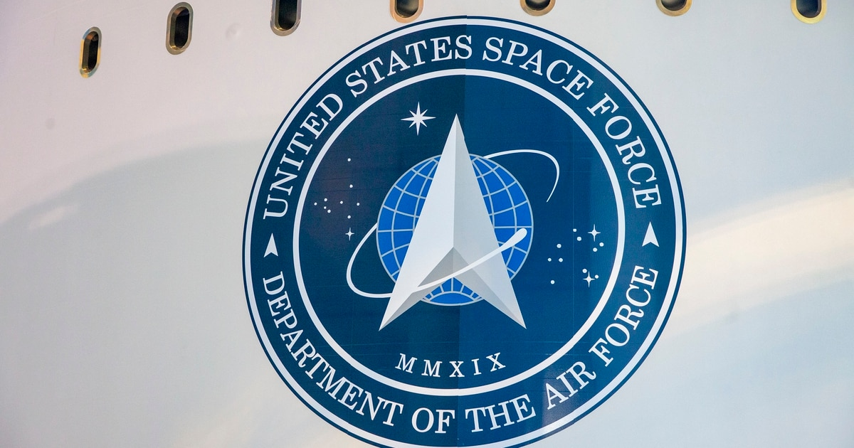 Amid a global pandemic, the Space Force is still working to get off the ground