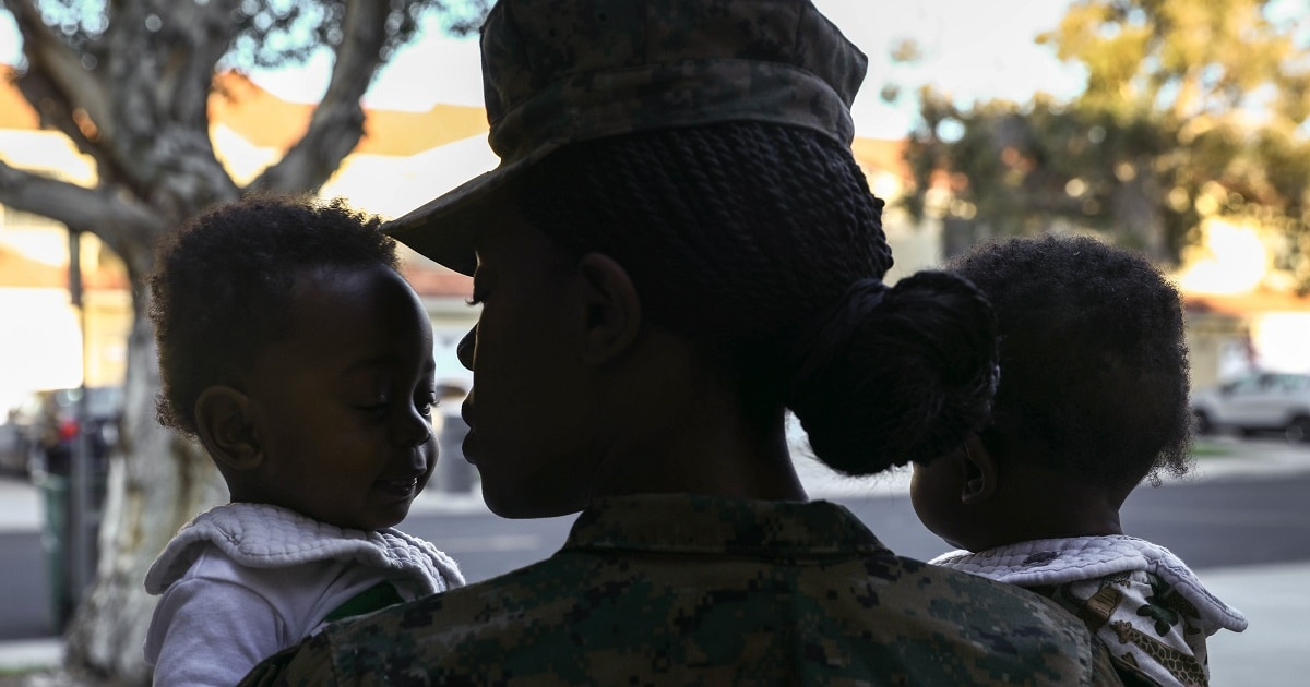 Marines may take up to 5 months of leave after giving birth