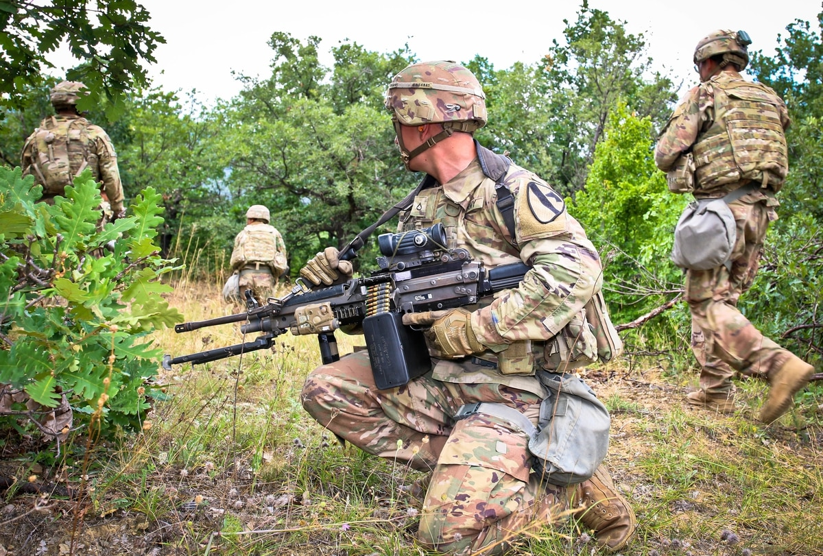 e4dadd64 Here's when the Army will pick three companies to build the M16/M4 and SAW  replacements for soldiers and Marines