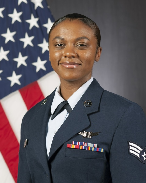 Senior Airman Brittany Cason (Air Force)