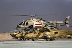 US clears armed helicopters for Iraq, surveillance aircraft for Canada