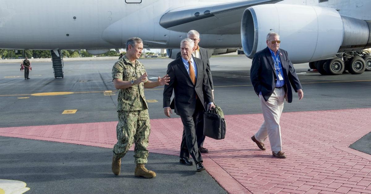 Trump taps admiral as Australia ambassador