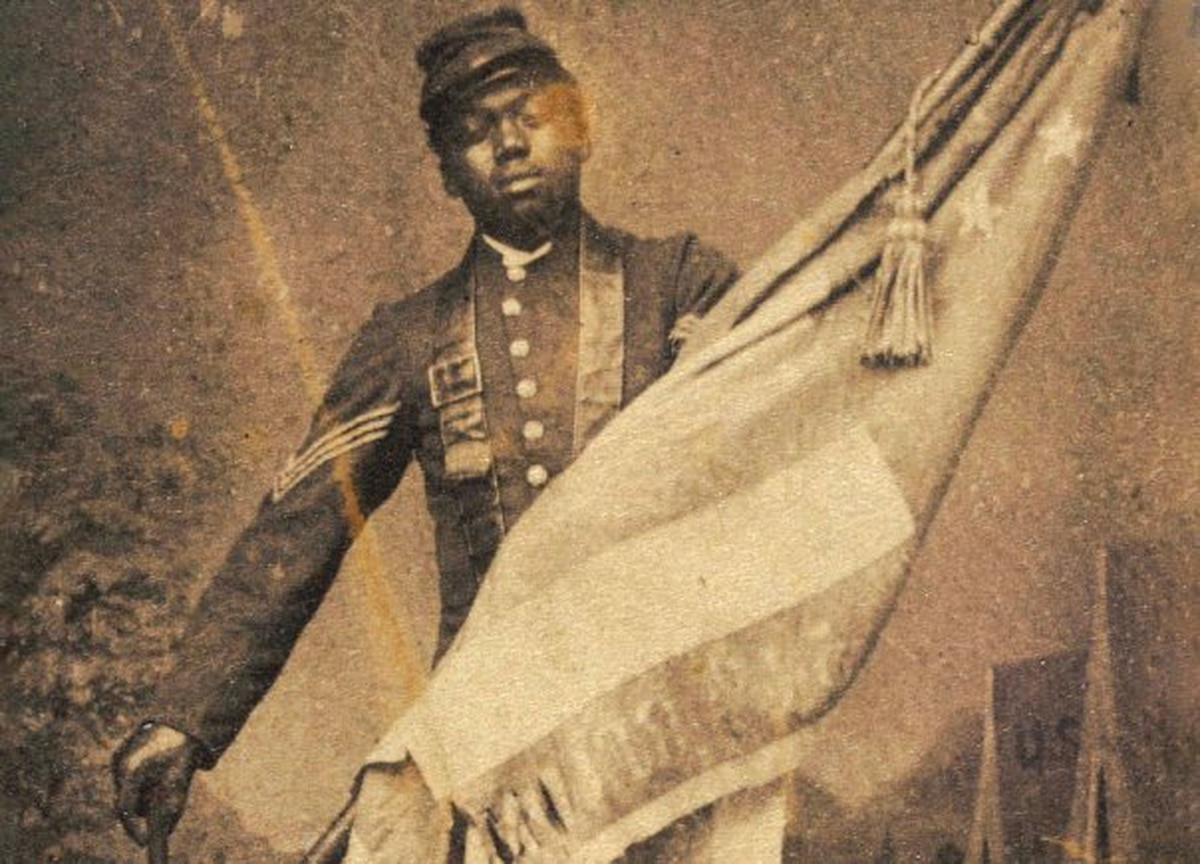 William H Carney The First Black Soldier To Earn The Medal Of Honor