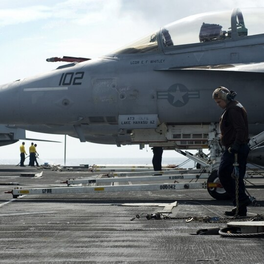 The U.S. Navy and Marine Corps suffered no aviation-related fatalities in Fiscal Year 2020, a first since the sea service started keeping such records in 1922. (Navy)