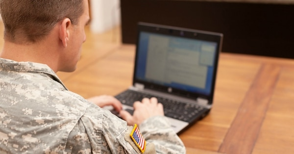 CID is warning soldiers about scammers claiming to have hacked computer cameras to record illicit videos and are now threatening to release them unless they're paid a ransom. (Getty Images)