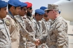 Officials: US putting troops back in Saudi Arabia