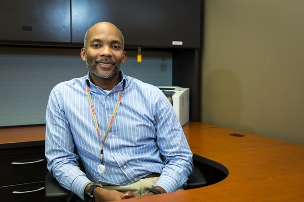 Daryl Young is a financial analyst principal with BAE Systems in Anniston, Ala. He was in the Army from 1997 to 2012, leaving as a staff sergeant.