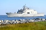US Navy's littoral combat ship program inches closer to fielding new capabilities