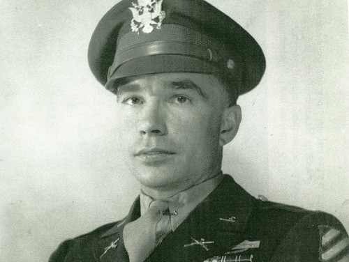 Army 1st Lt. Garlin Murl Conner will posthumously receive the Medal of Honor later this year. (The Associated Press)