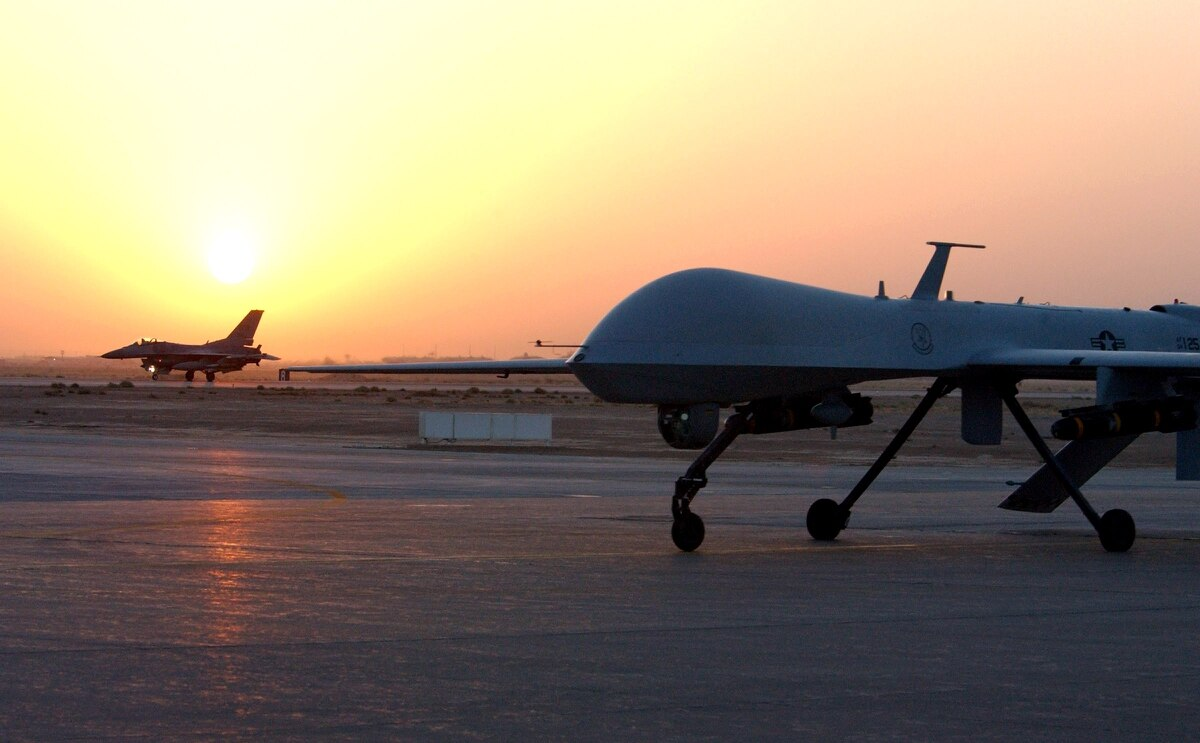 Air Force offers bonuses up to $175,000 for drone pilots