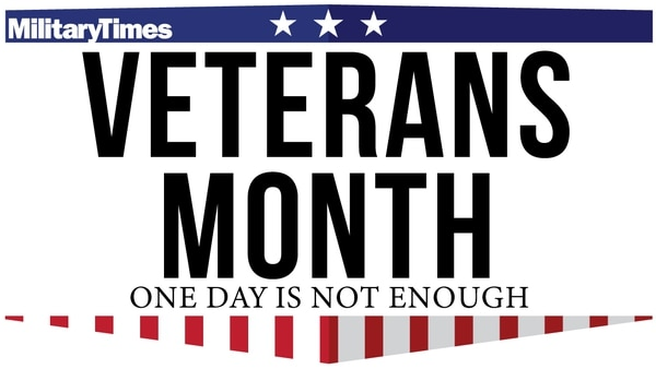 Military Times Veterans Month, a celebration of military service, runs all November.