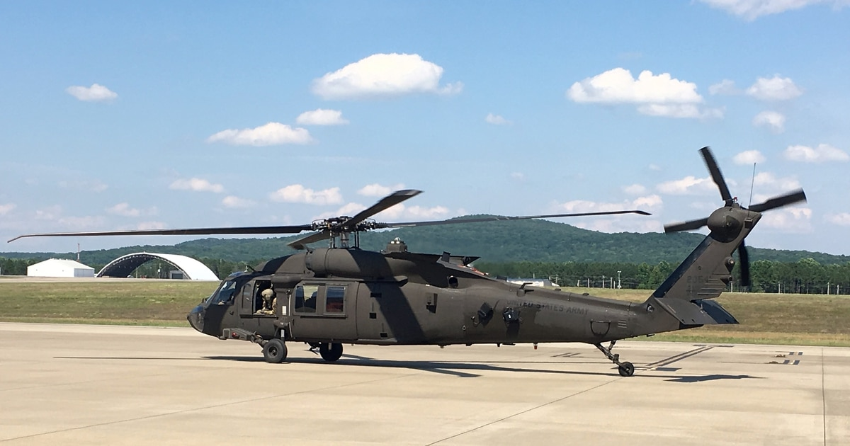 US Army's next-gen protection system for helos cleared for full-rate production