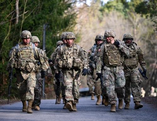 Installation Management Command, Directorate-Europe's Best Warrior Competition 2020 began March 1, 2020, at U.S. Army Garrison Stuttgart, Germany. (Jason Johnston/Army)